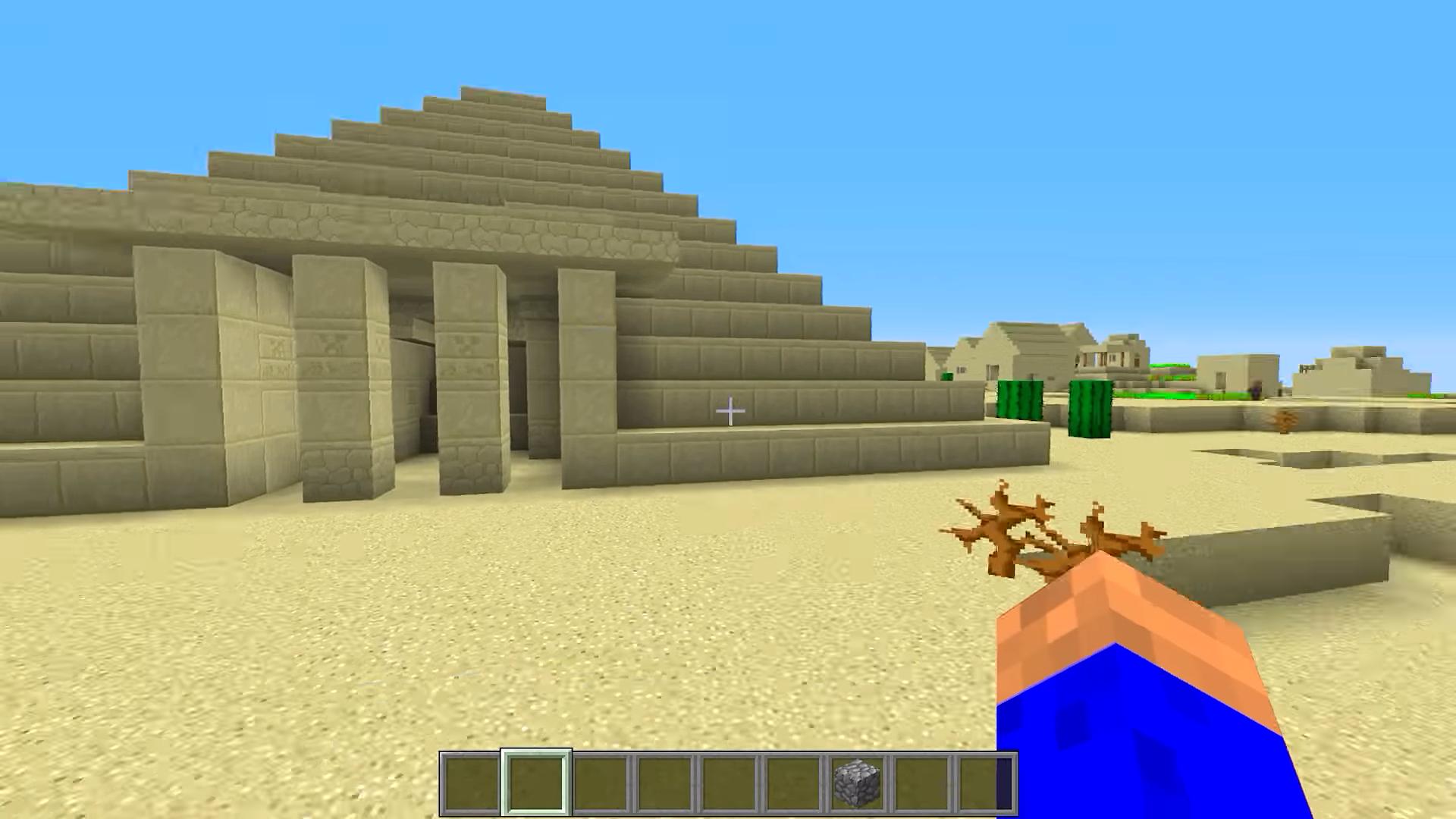 Мод Additional Structures (новые структуры) - скриншот 6