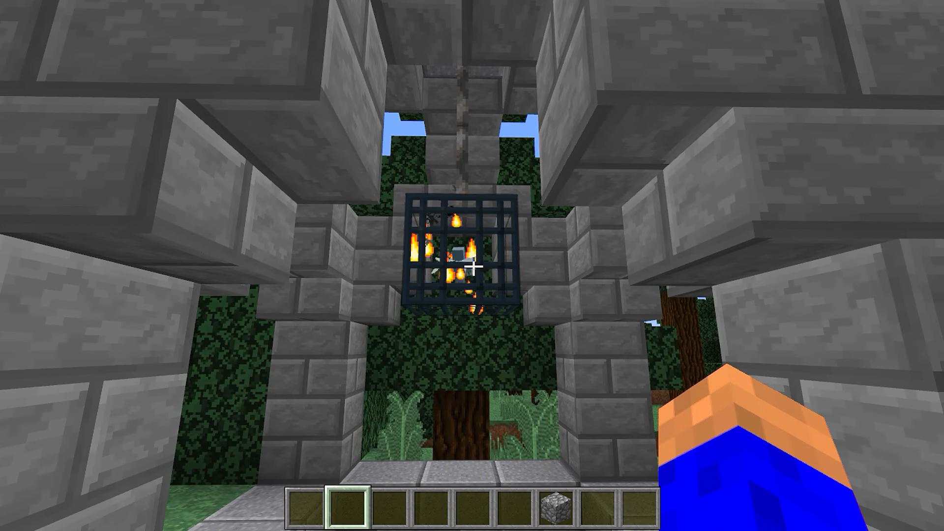 Мод Additional Structures (новые структуры) - скриншот 11