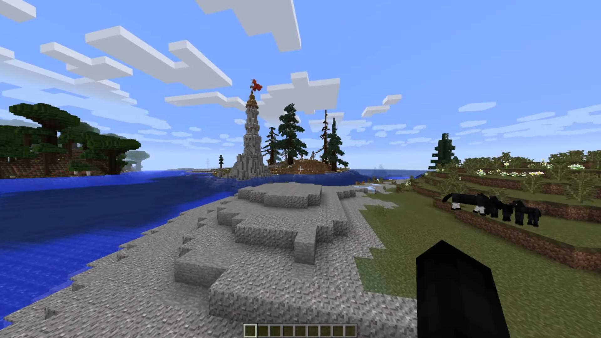 Мод Biome Bundle (Куча новых биомов) - скриншот 7