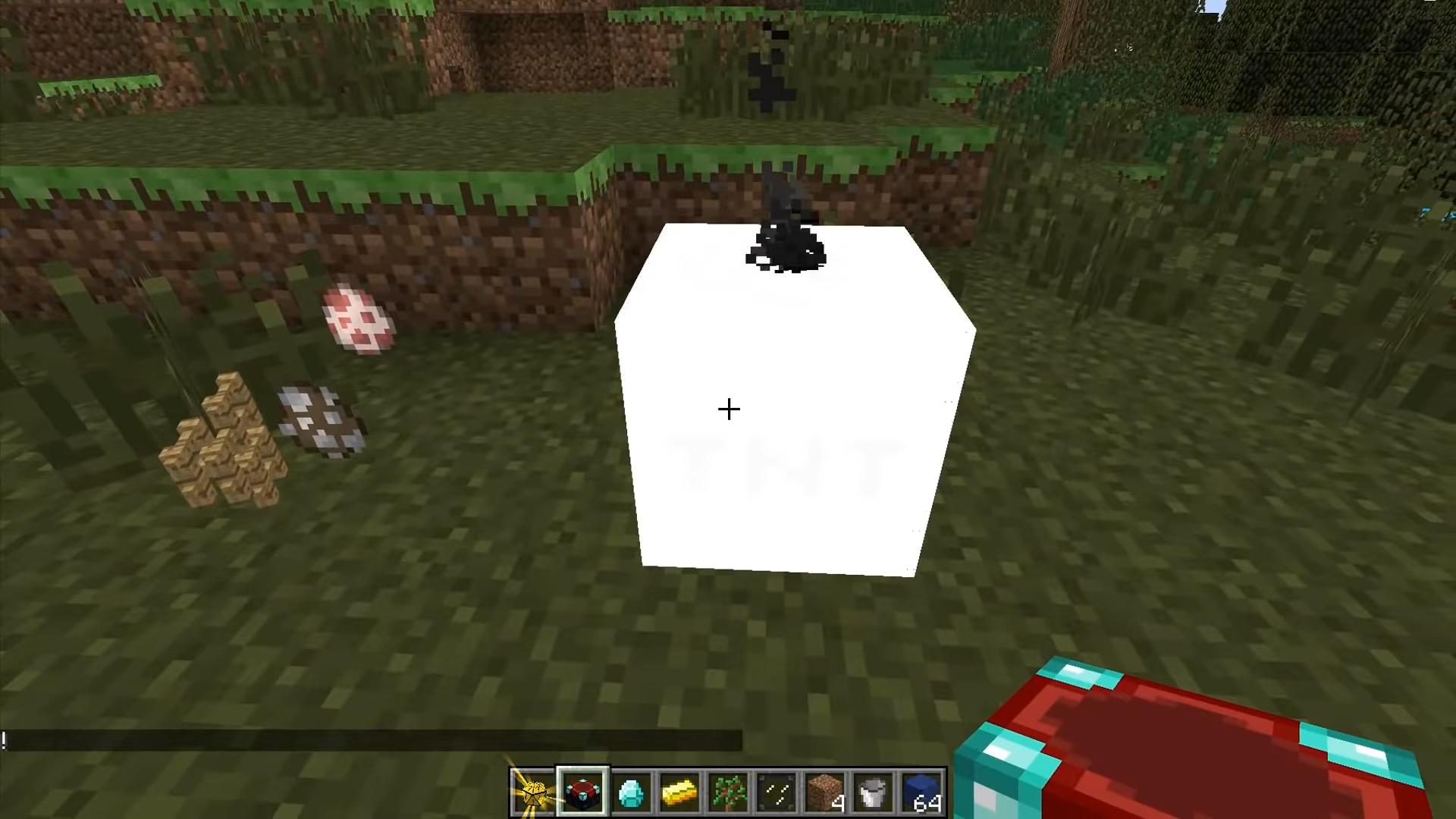 Мод «Chance Cubes» (Новые лаки-блоки) - скриншот 4