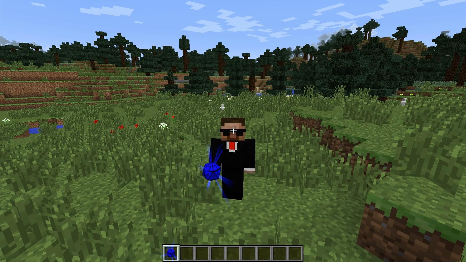 Мод «Chance Cubes» (Новые лаки-блоки) - скриншот 7