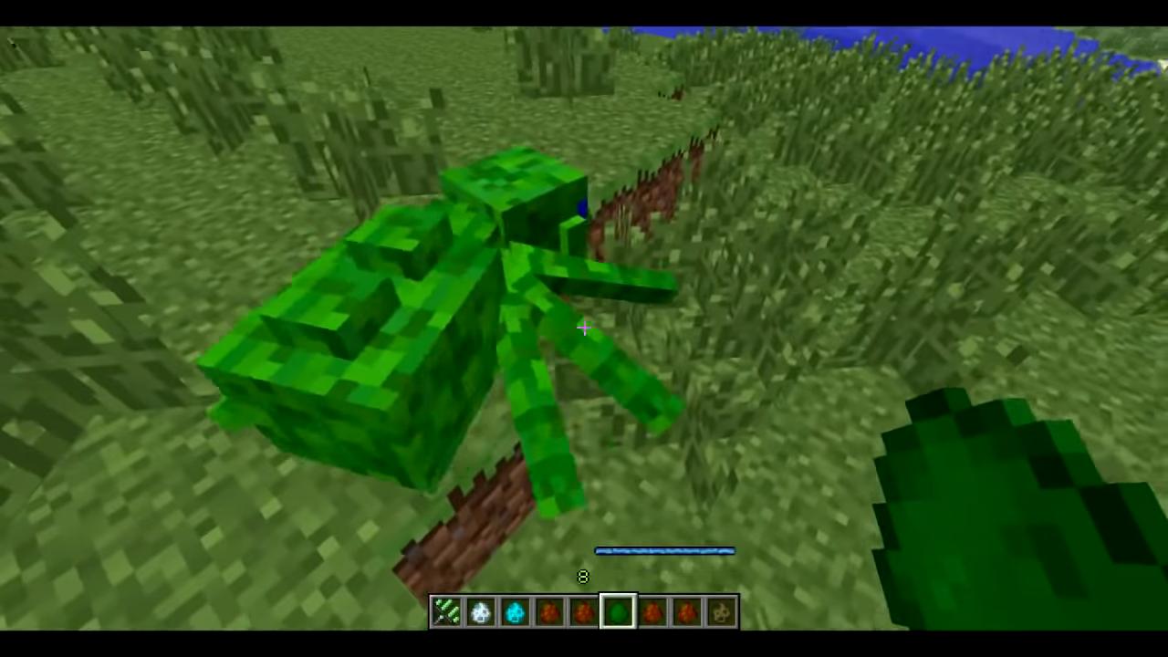 Мод Divine RPG - скриншот 3