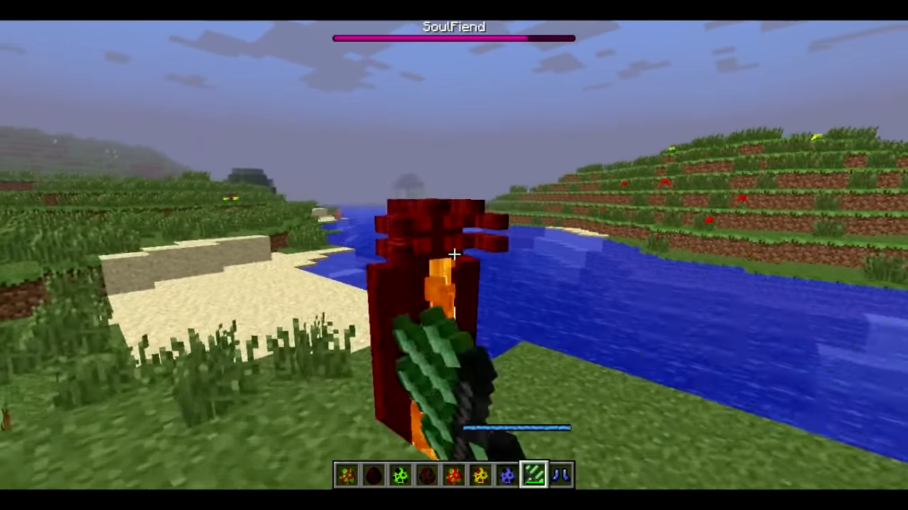 Мод Divine RPG - скриншот 8
