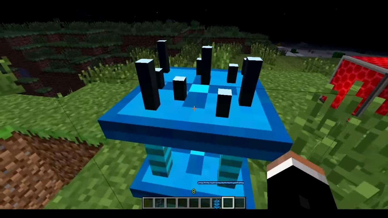Мод Divine RPG - скриншот 14