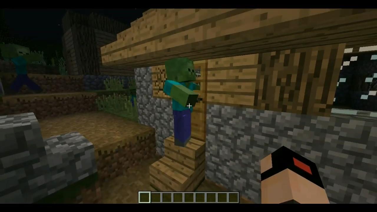 Мод Epic Siege (злые мобы) - скриншот 1