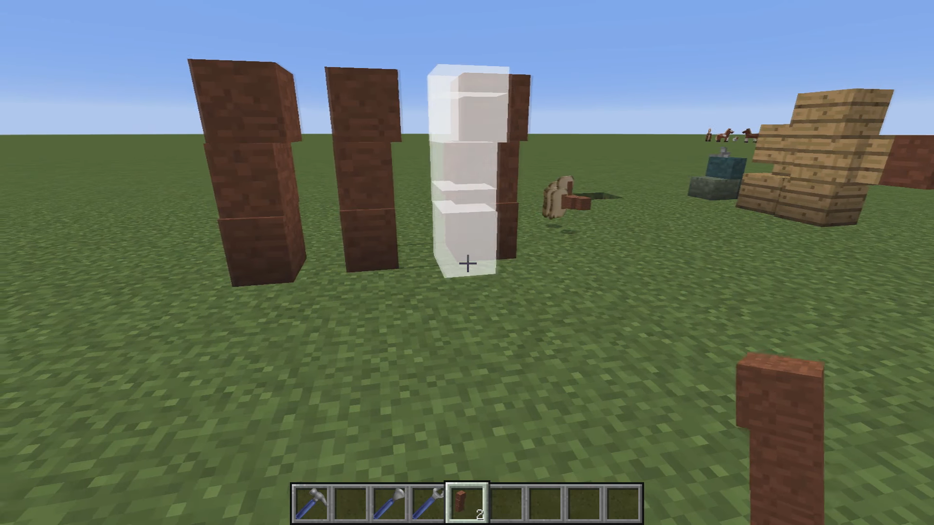 Мод LittleTiles (Маленькие блоки) - скриншот 3