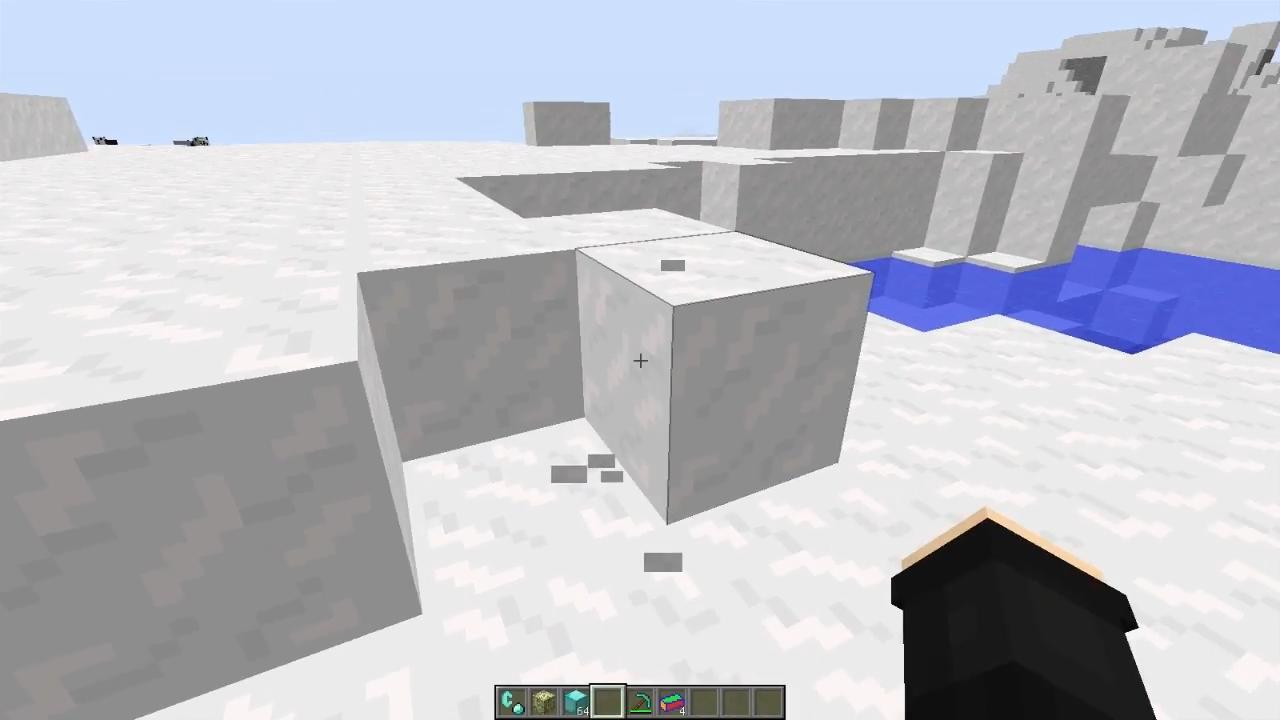 Мод «Lockyz Extra Dimensions» (Алмазный мир) - скриншот 10