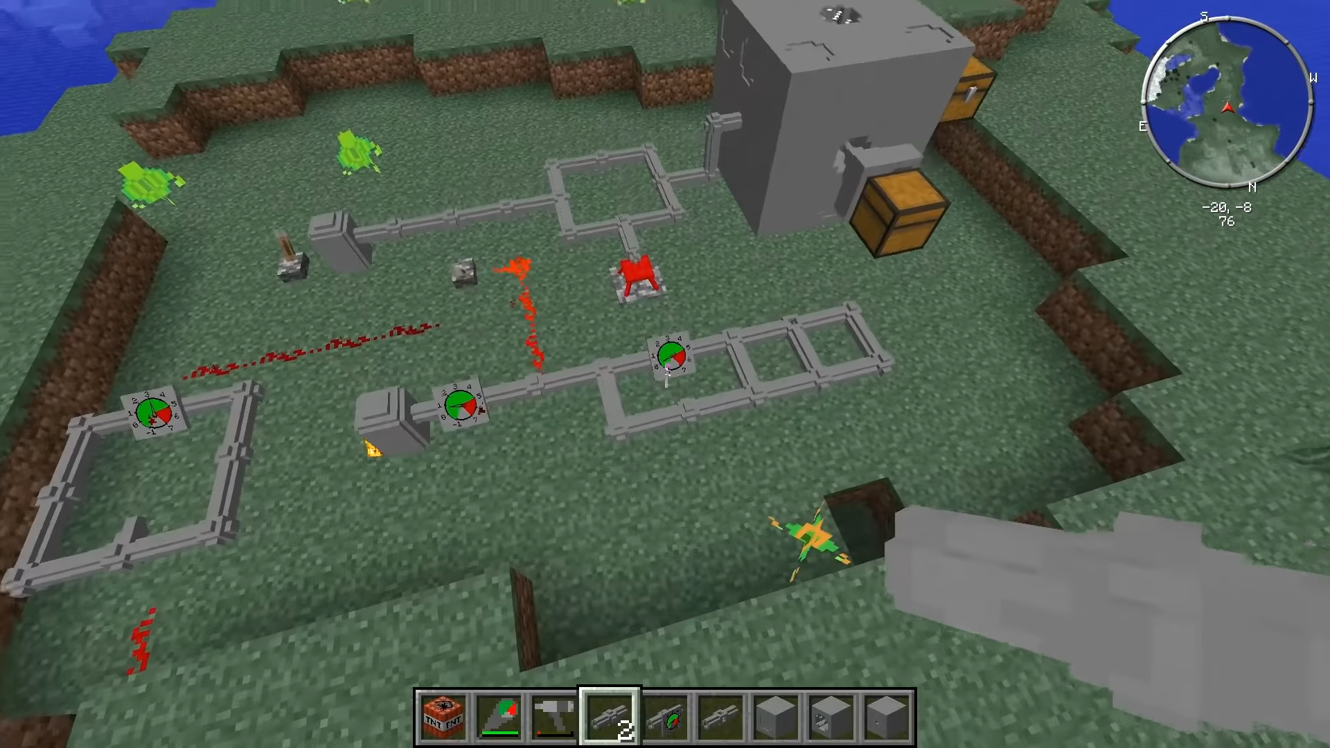 Мод «PneumaticCraft» - скриншот 1