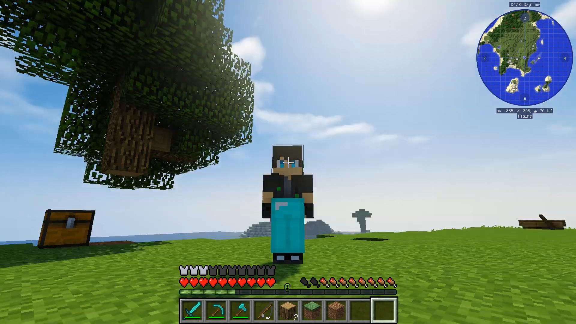 Мод Shoulder Surfing (Вид от 3 лица) - скриншот 3