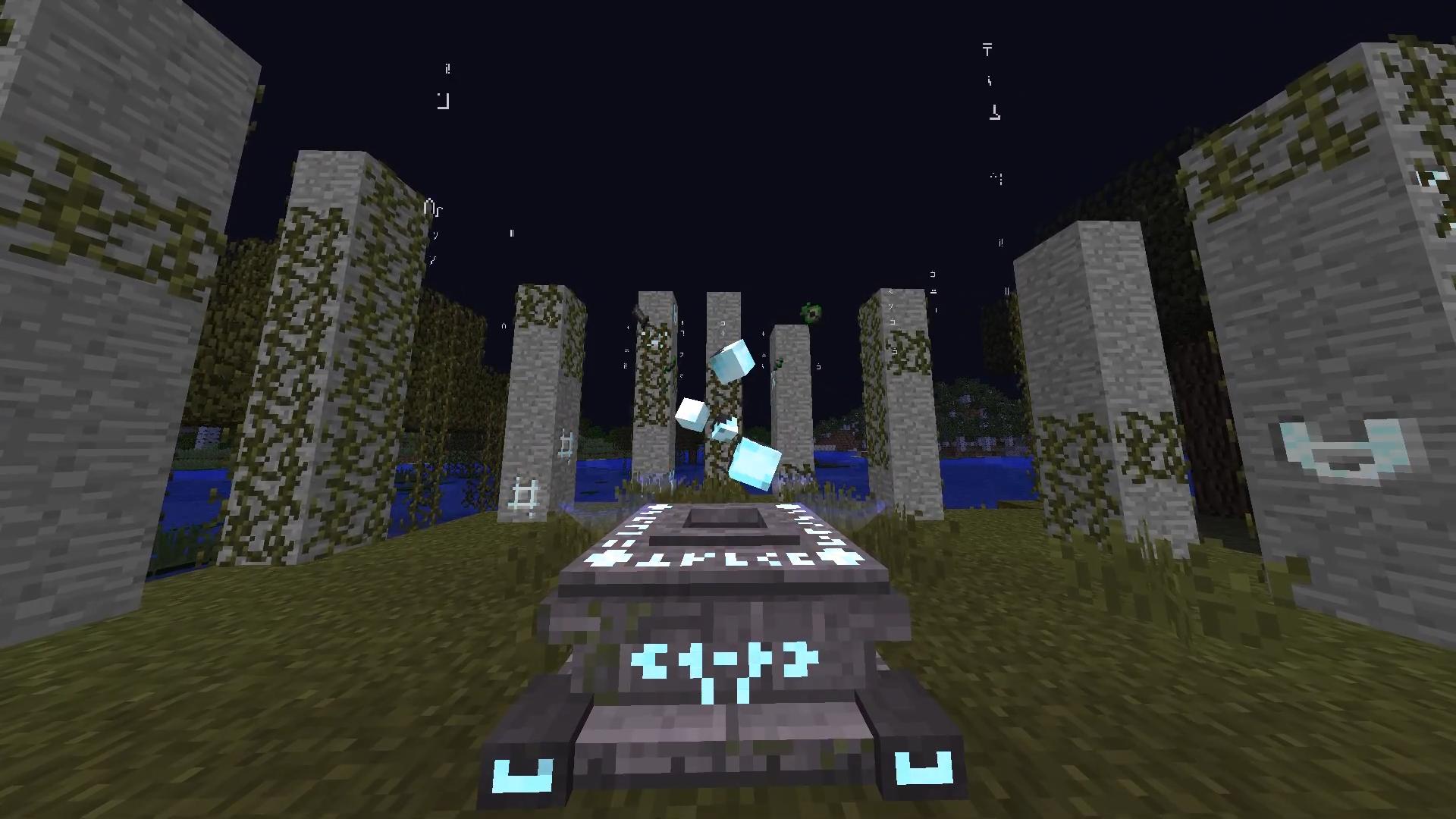 Мод The Betweenlands (мистическое болото) - скриншот 7