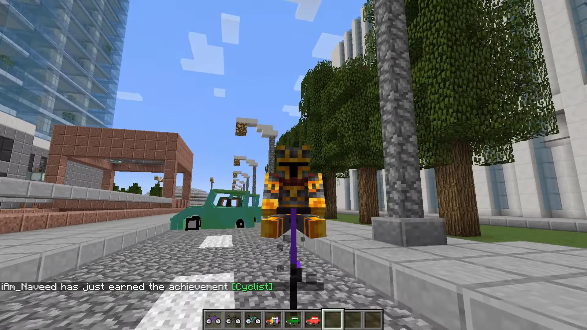 Мод Transportation (Транспорт имашины) - скриншот 2