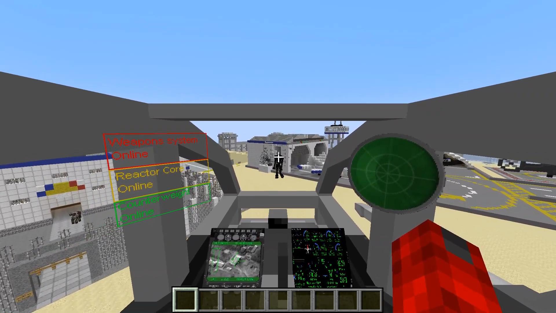 Пак для Flan's «Mecha Parts» (Альфа-титаны) - скриншот 4