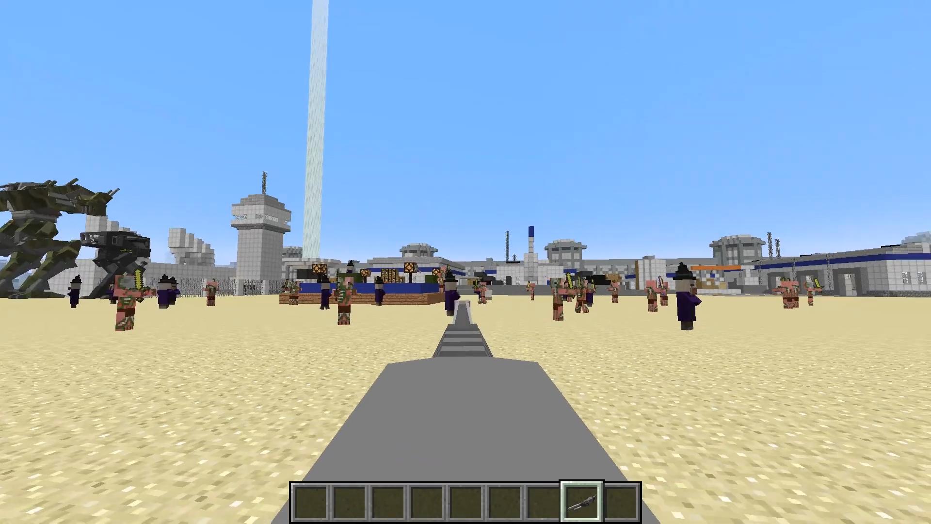 Пак для Flan's «Mecha Parts» (Альфа-титаны) - скриншот 8