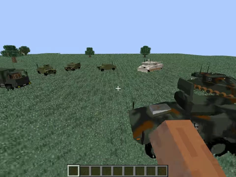 Пак для Flan's «World War Two» (Танки и машины Второй мировой) - скриншот 2