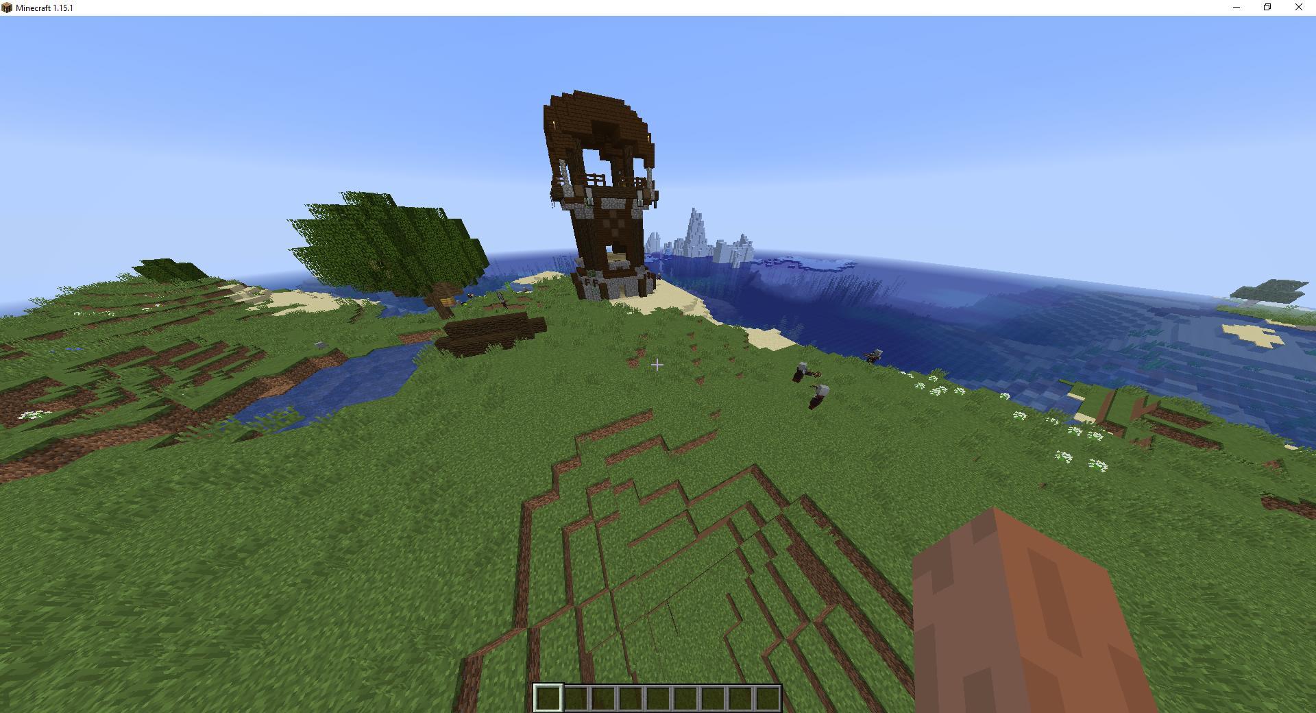 Сид «Башня разбойников и пчёлы» - скриншот 3