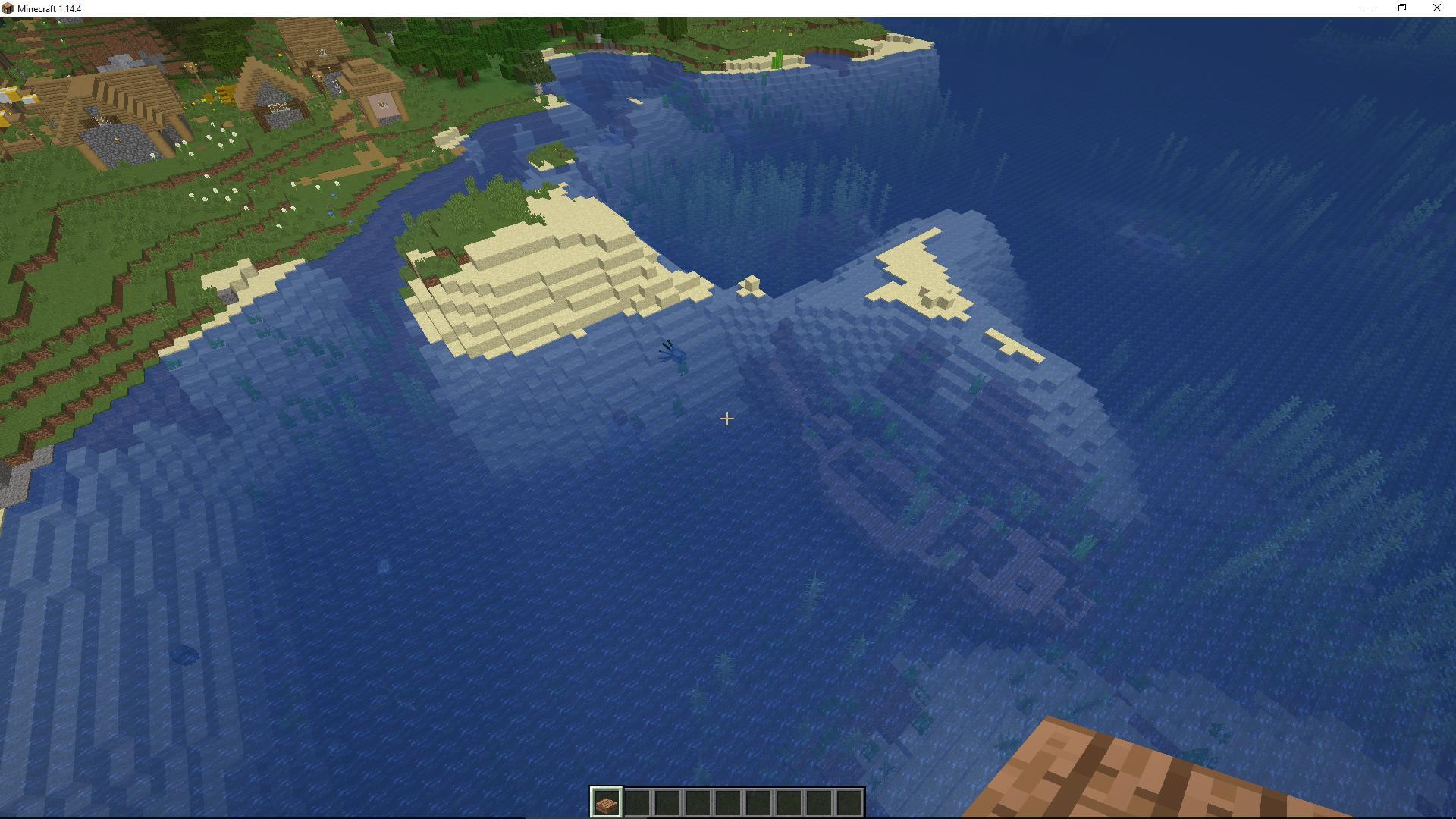 Сид «Два кораблекрушения, деревня илесной остров» - скриншот 3