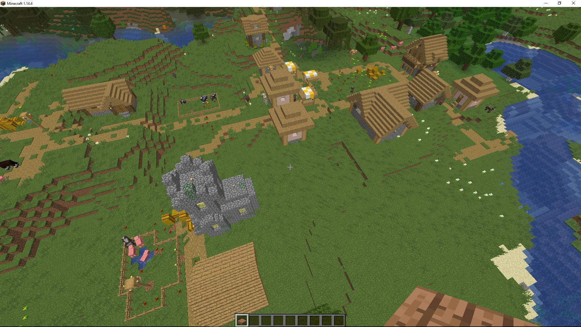 Сид «Два кораблекрушения, деревня илесной остров» - скриншот 2