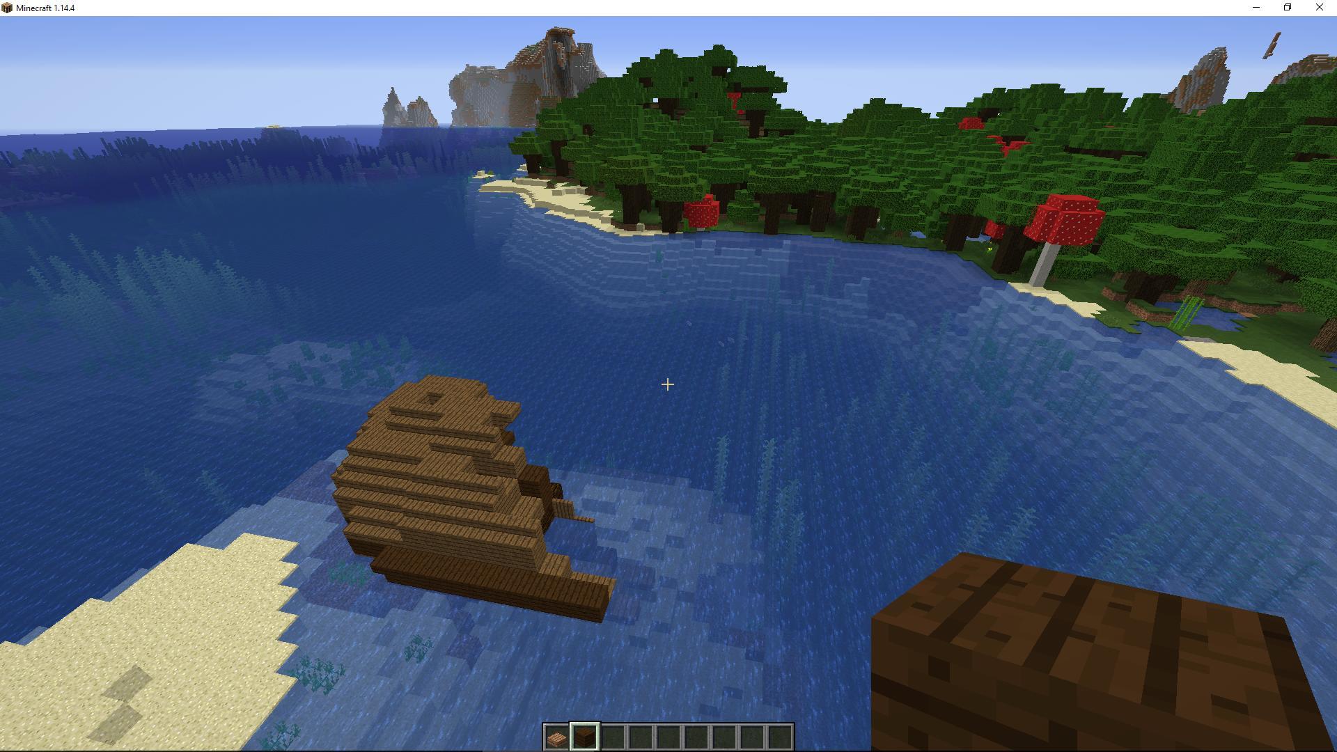 Сид «Два кораблекрушения, деревня и лесной остров» - скриншот 7
