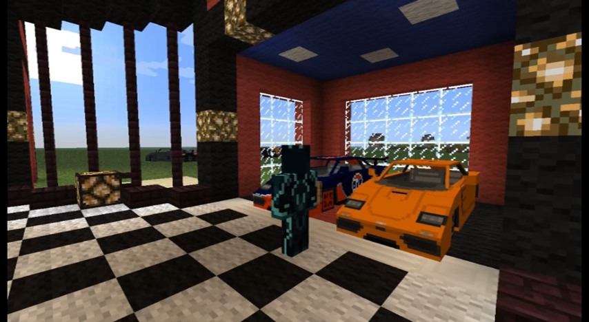 Spino's Vehicles (Ламбаргини, Форд Мустанг и другие машины) - скриншот 8