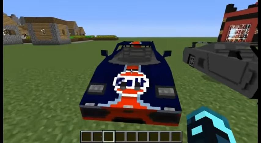 Spino's Vehicles (Ламбаргини, Форд Мустанг и другие машины) - скриншот 6