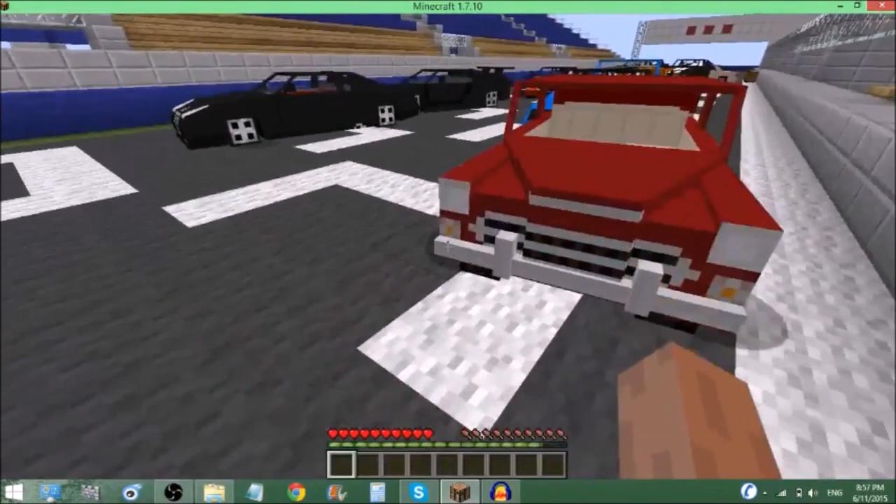 Spino's Vehicles (Ламбаргини, Форд Мустанг и другие машины) - скриншот 2