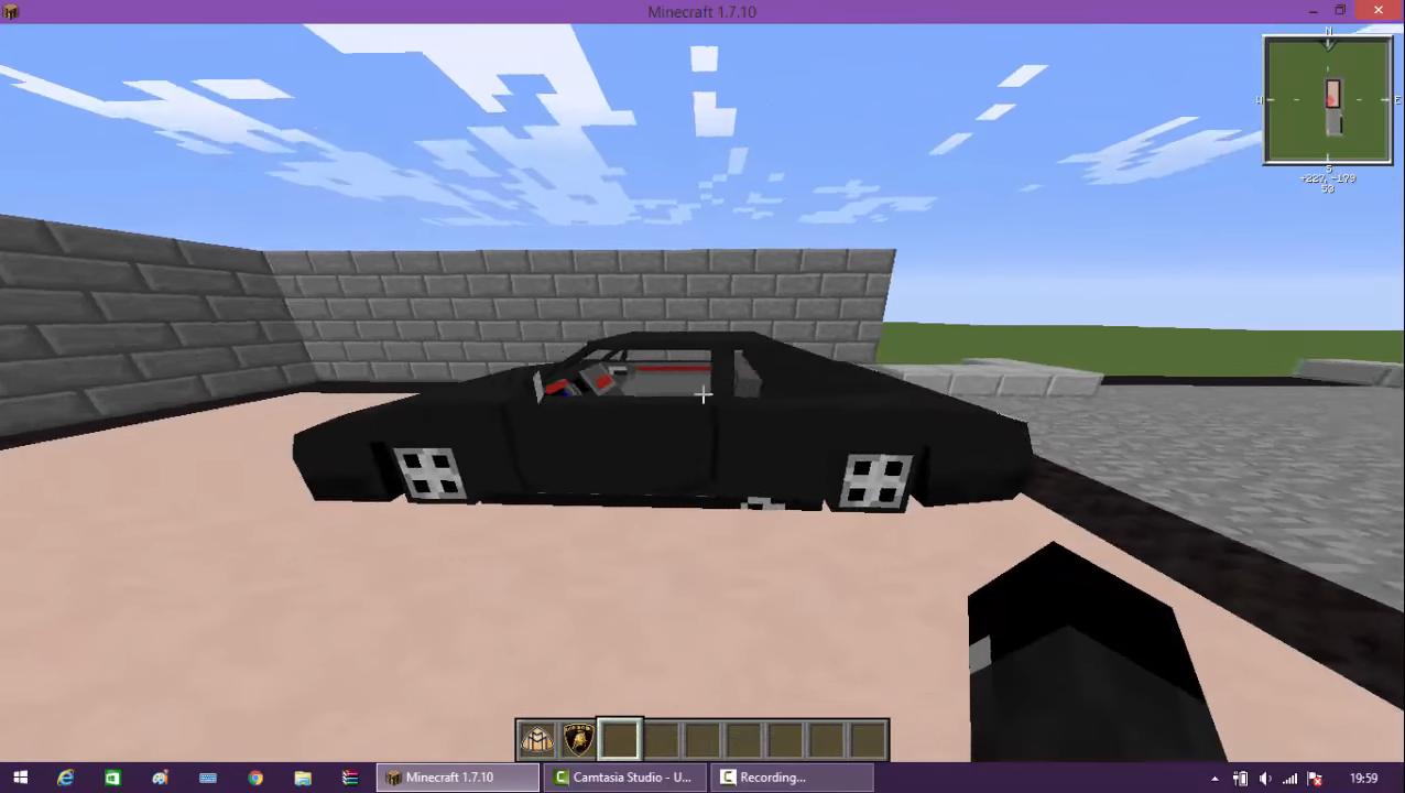 Spino's Vehicles (Ламбаргини, Форд Мустанг и другие машины) - скриншот 1