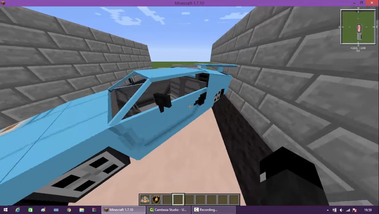 Spino's Vehicles (Ламбаргини, Форд Мустанг и другие машины) - скриншот 9