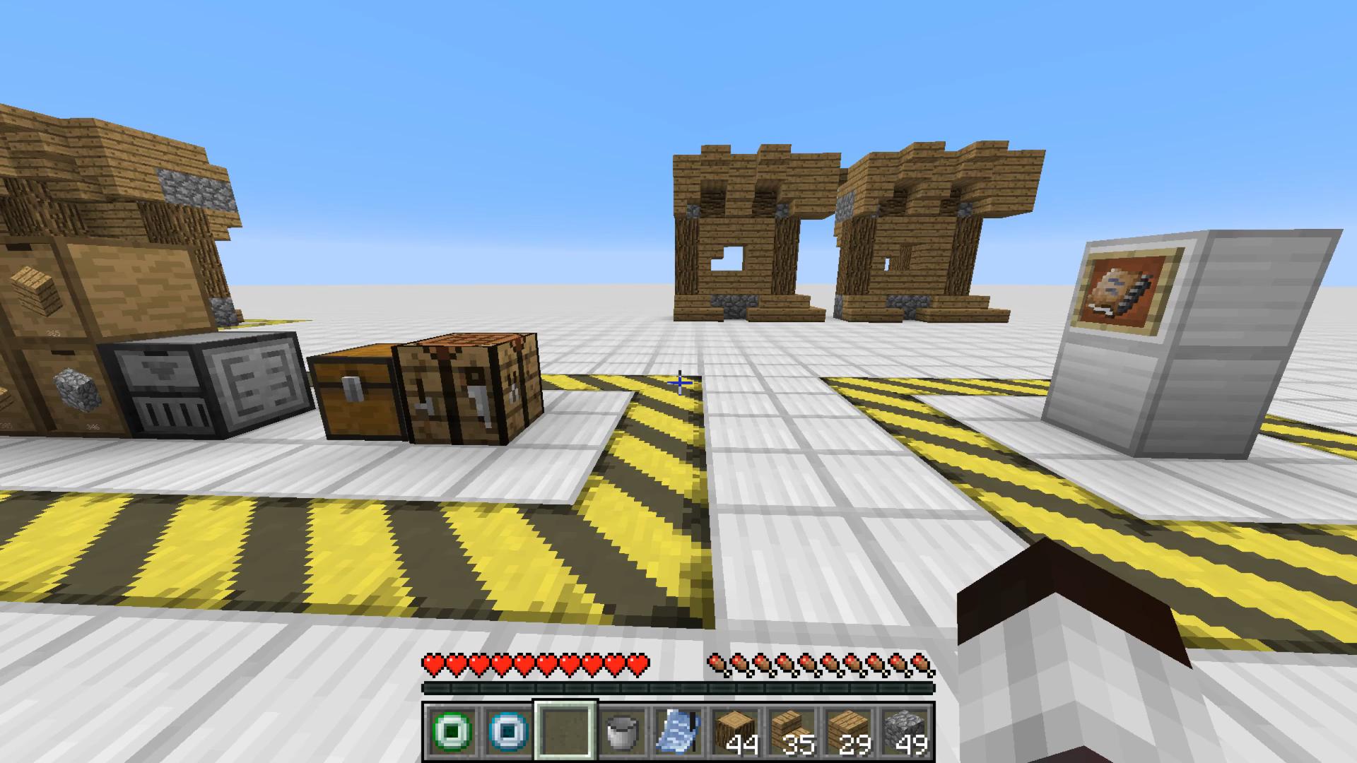 Мод «Architect» (Помощник для строителя) - скриншот 8