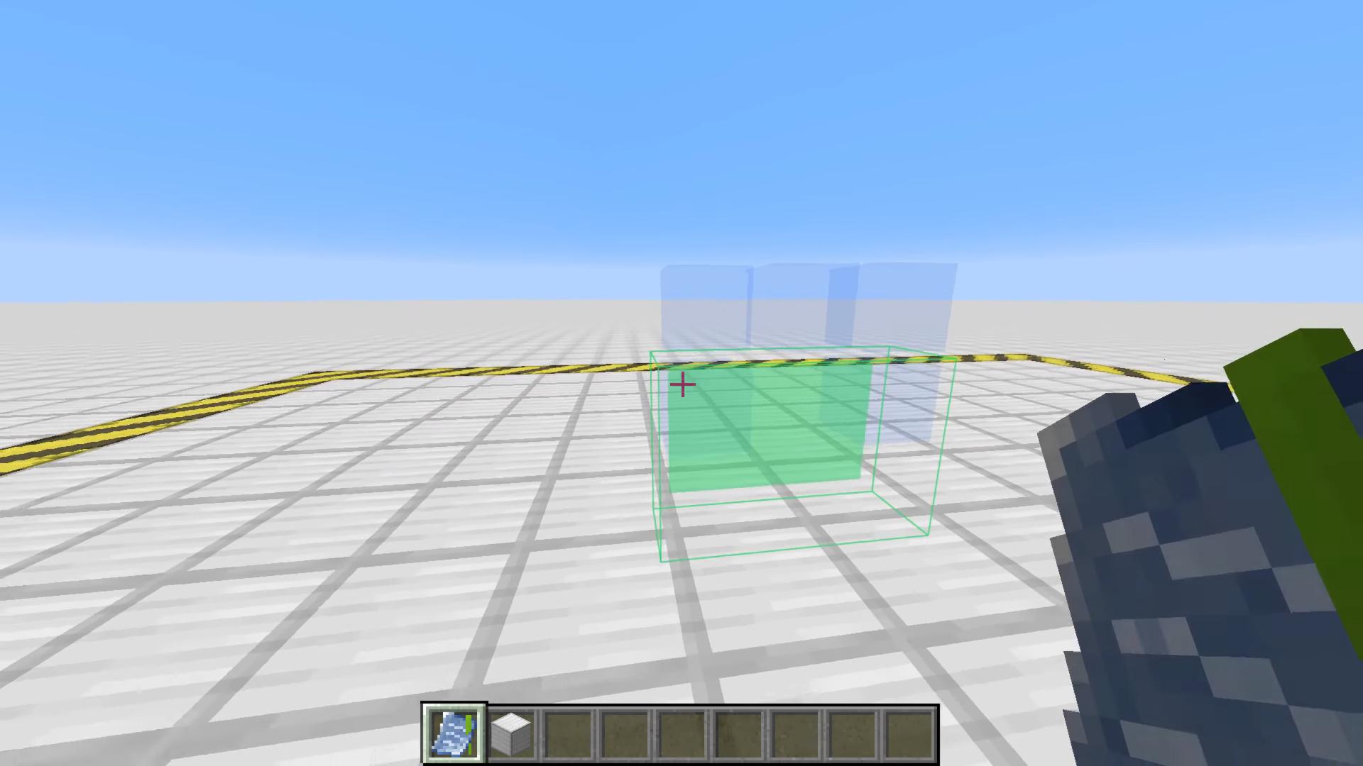 Мод «Architect» (Помощник для строителя) - скриншот 3