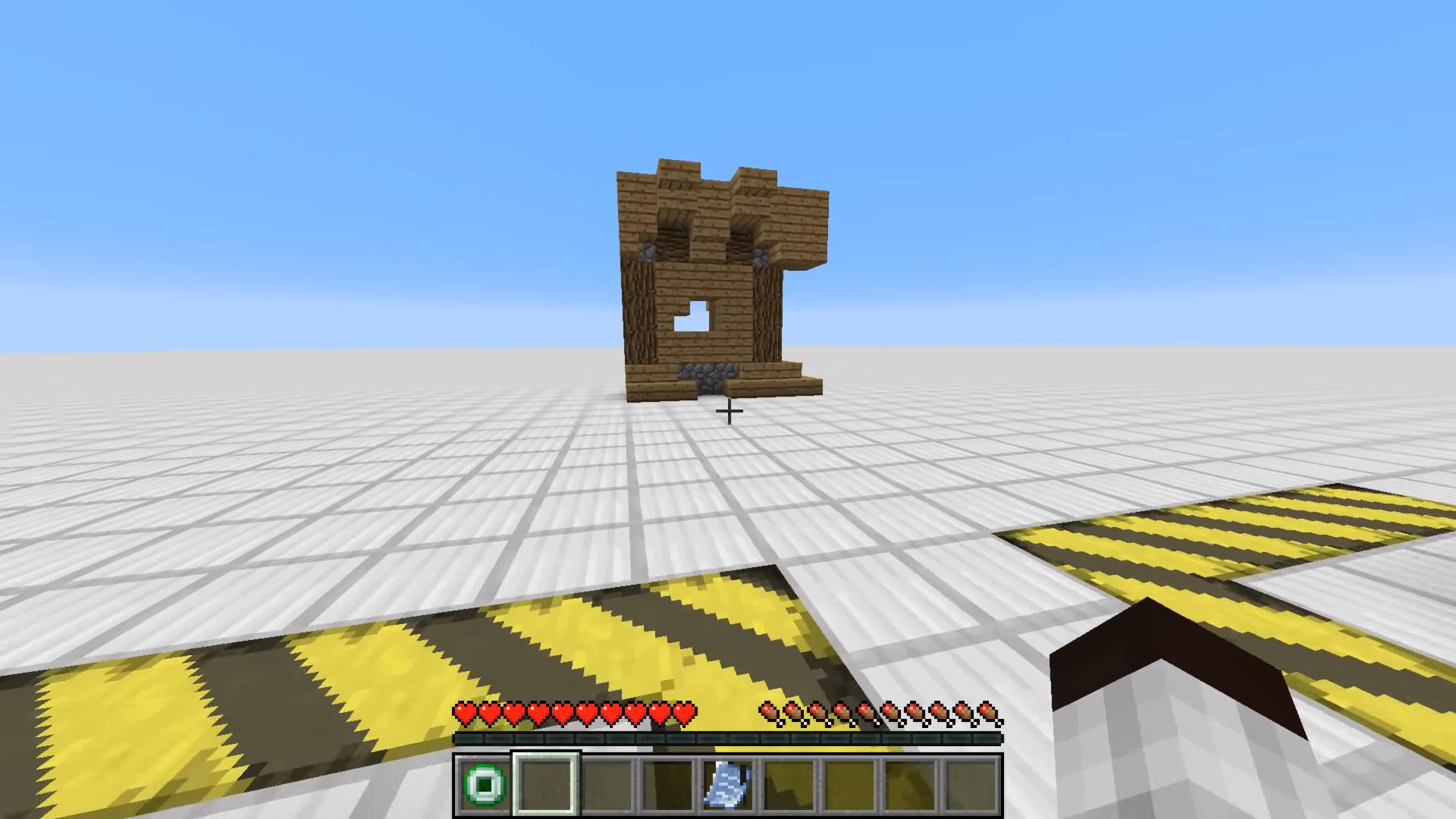 Мод «Architect» (Помощник для строителя) - скриншот 1