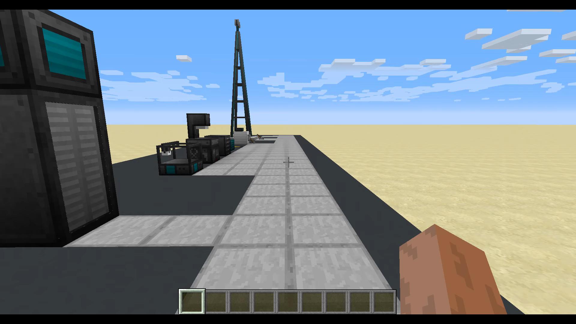 Мод Cyberware (Стань киборгом) дляМайнкрафт - скриншот 8