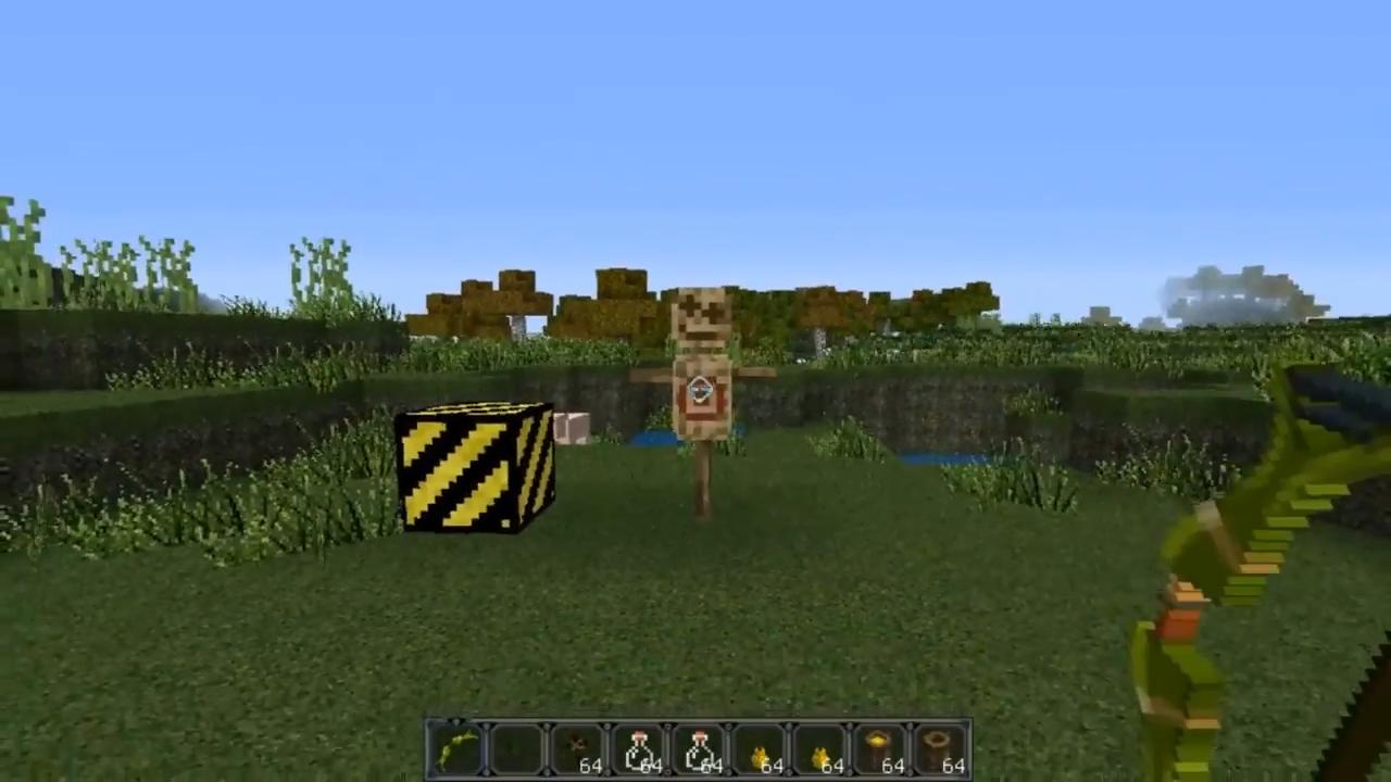 Мод Dark Roleplay (Средневековый декор) - скриншот 8