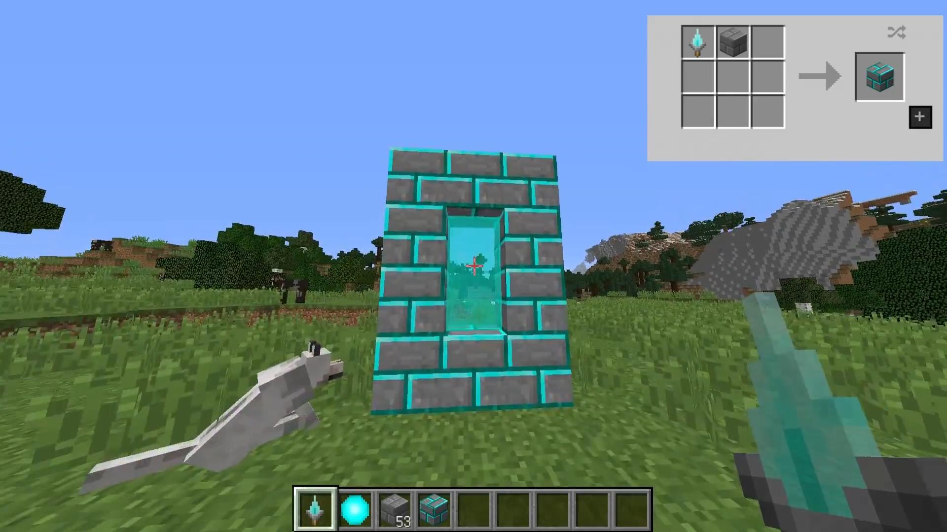 Мод «Dimensional World» (Новое измерение) - скриншот 2
