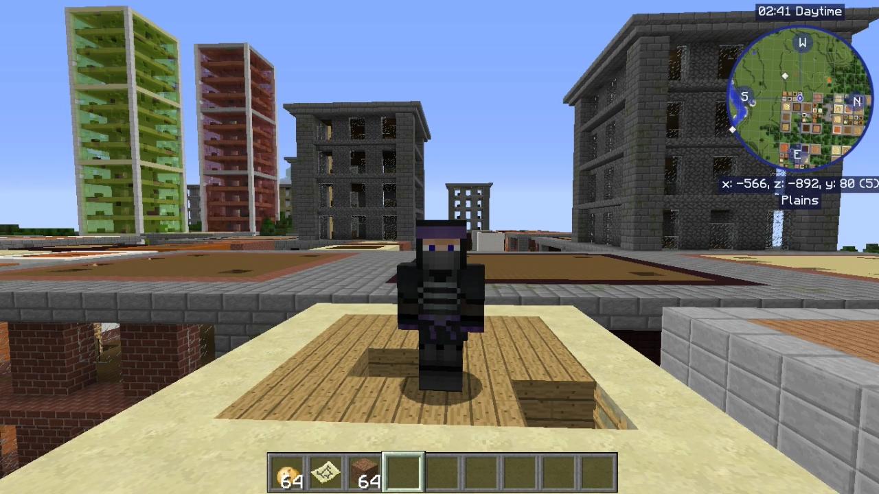 Мод «Dooglamoo Cities» - скриншот 5