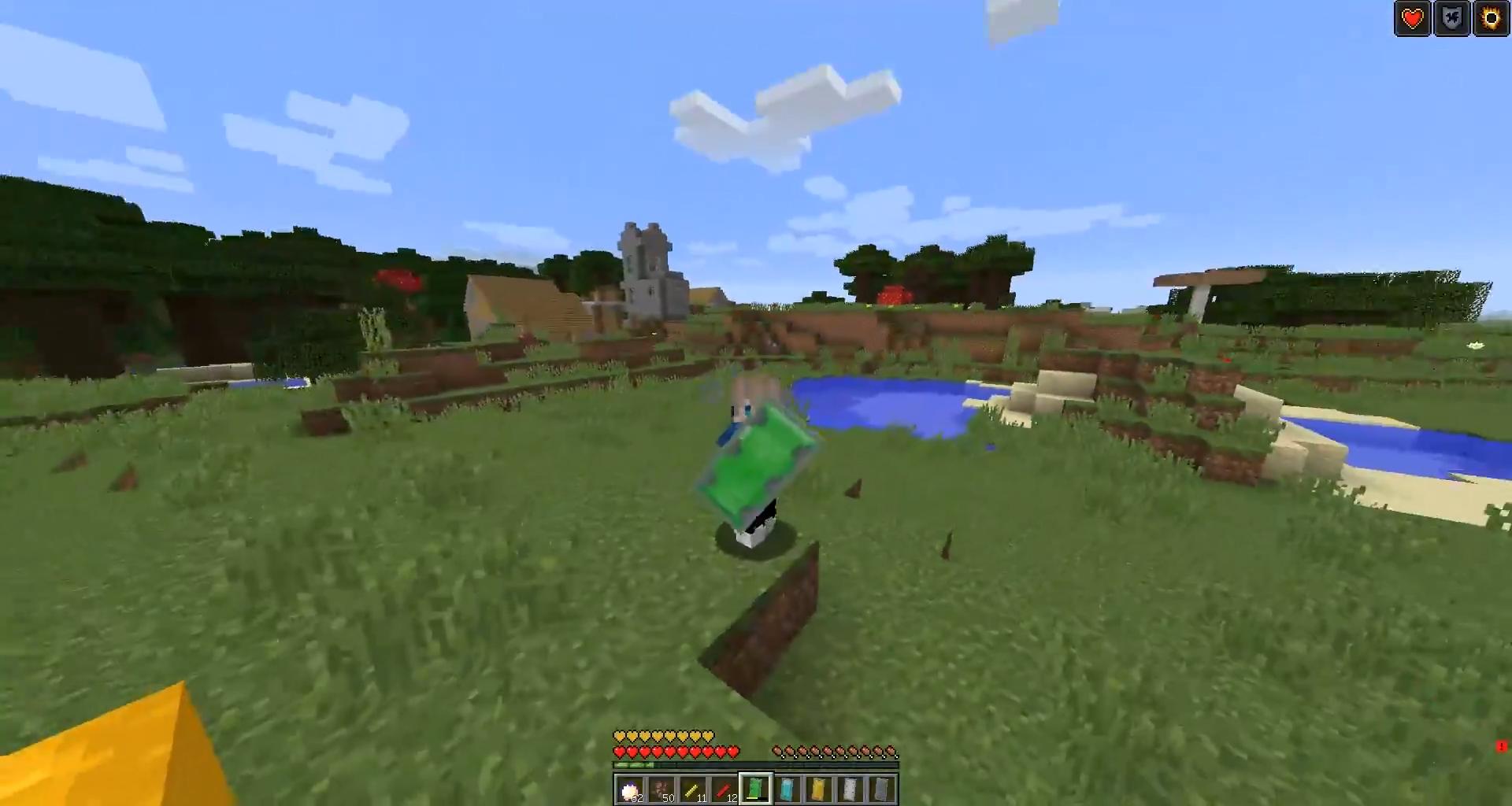 Мод «Elder Arsenal» (Оружие ищиты) - скриншот 1