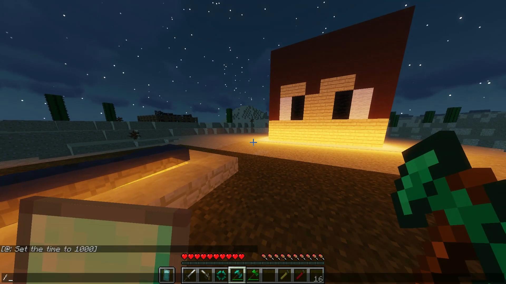 Мод «Elder Arsenal» (Оружие ищиты) - скриншот 6