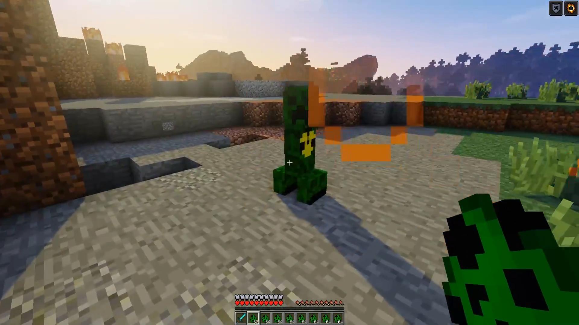 Мод «Elemental Creepers 2» (Новые криперы) - скриншот 6
