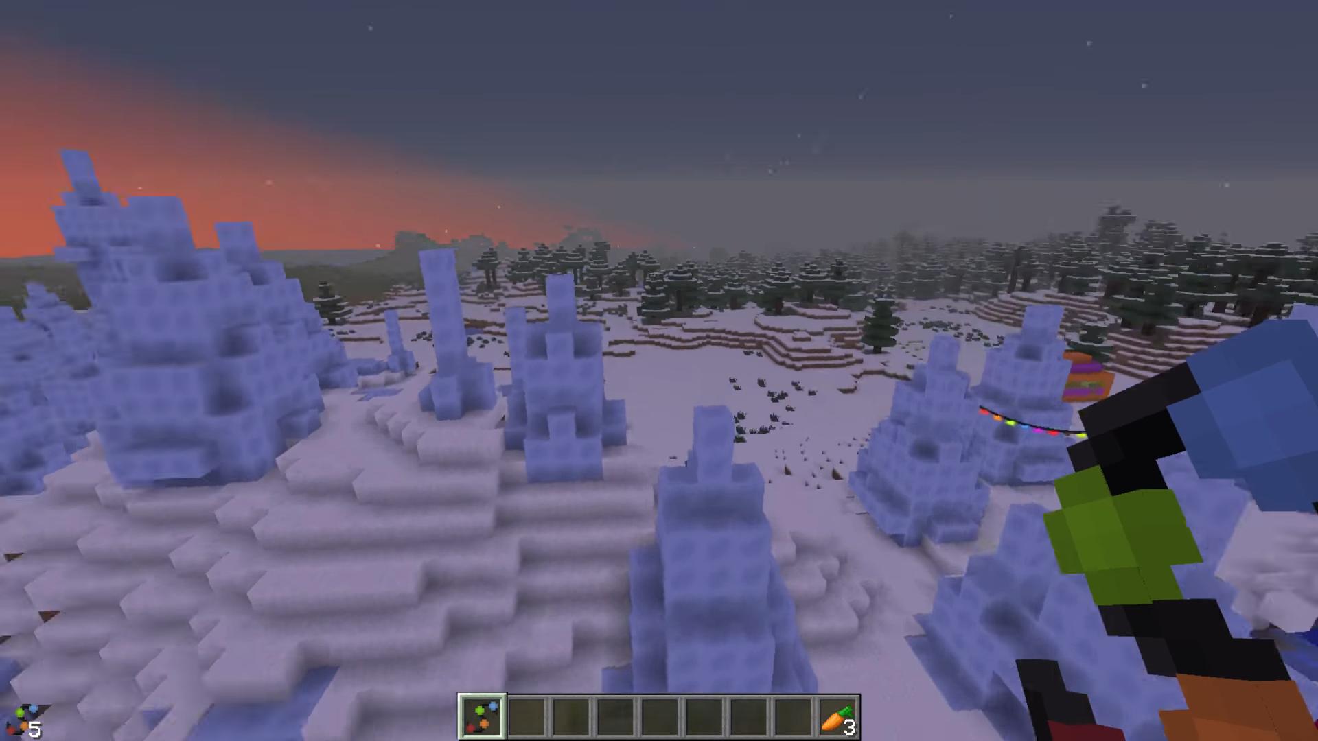 Мод «Fairy Lights» (Новогодние гирлянды) - скриншот 4