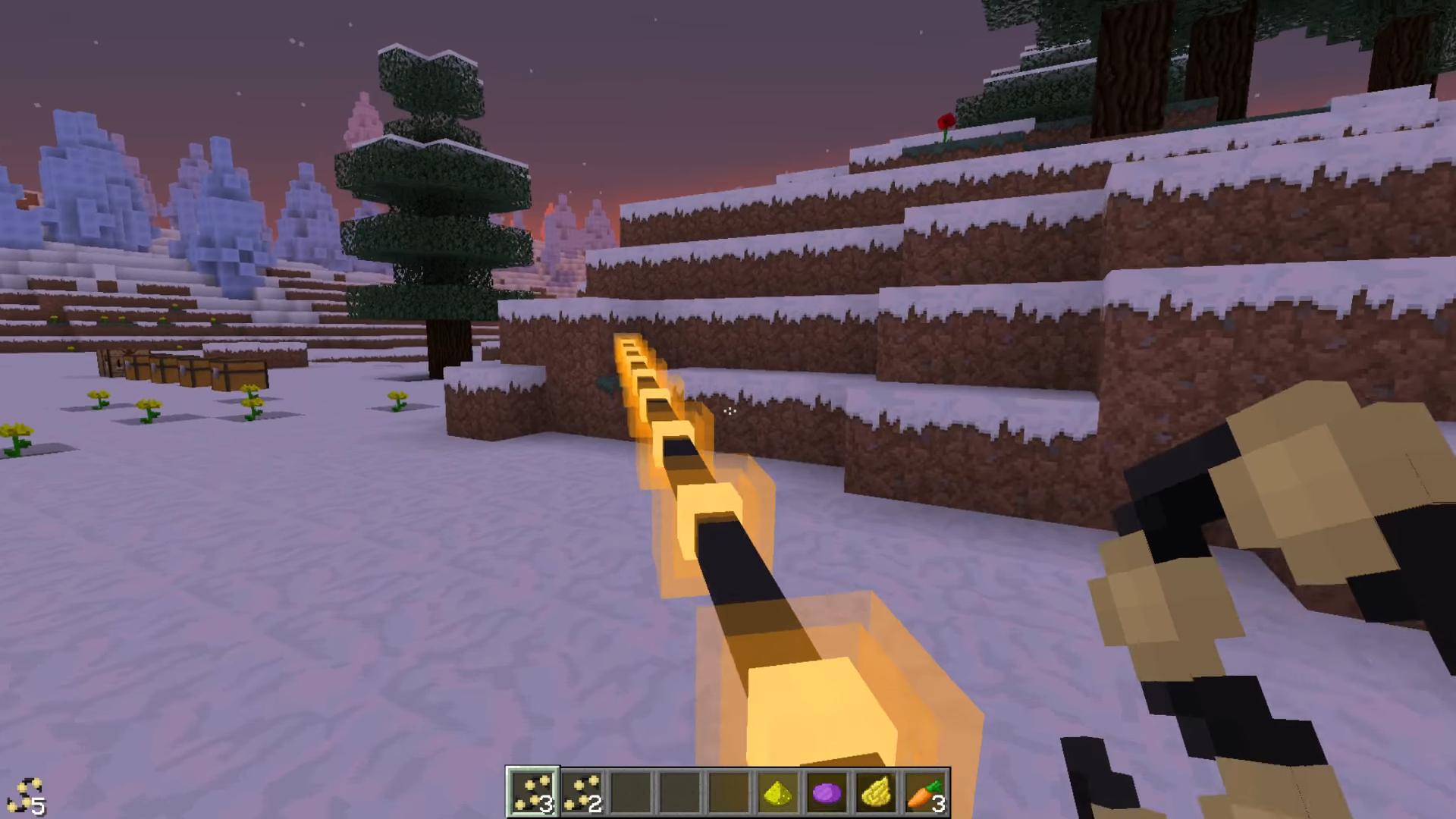 Мод «Fairy Lights» (Новогодние гирлянды) - скриншот 7