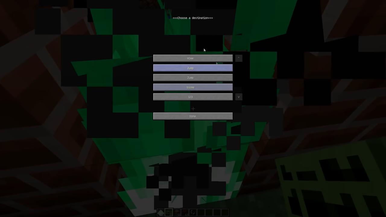 Мод Floocraft (Камины— телепорты) - скриншот 1