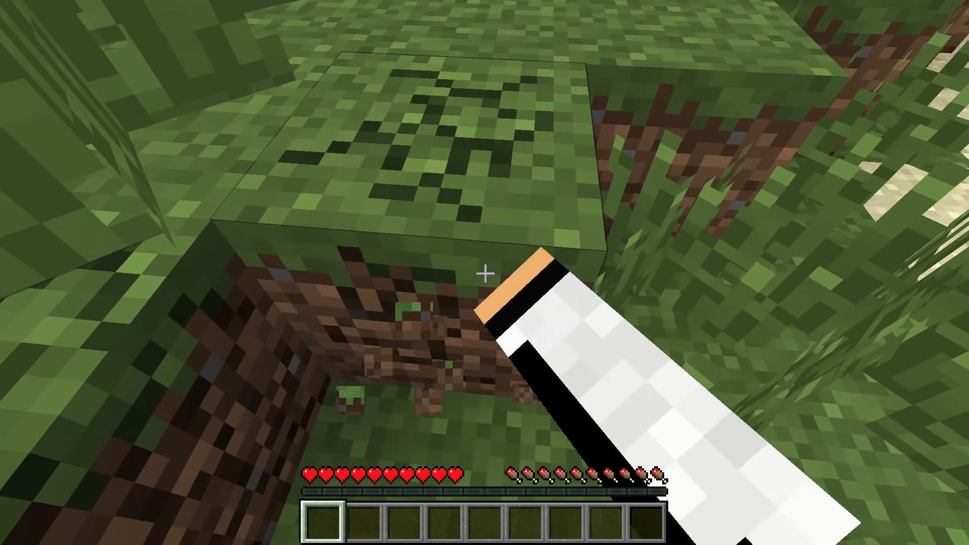 Мод Multi Mine (сохранение состояния блока) - скриншот 1