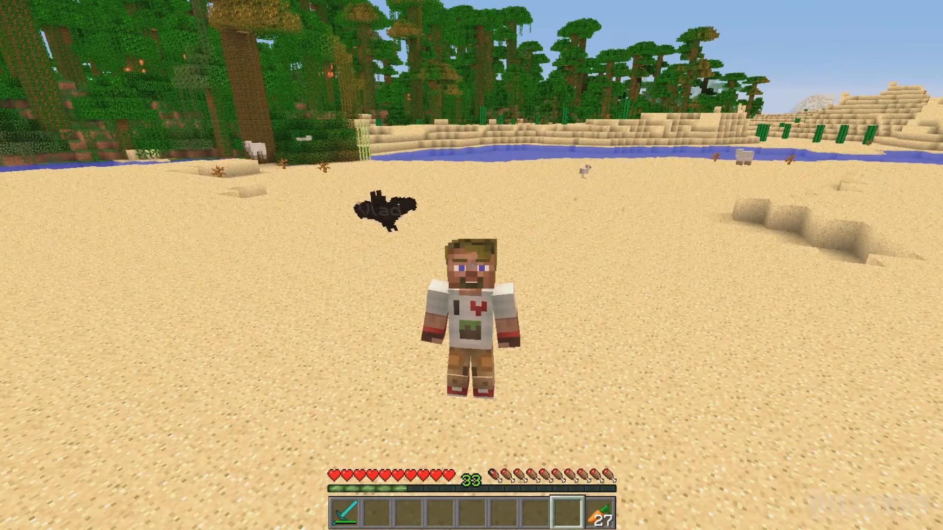 Мод «Pet Bat» (Боевая летучая мышь) - скриншот 5