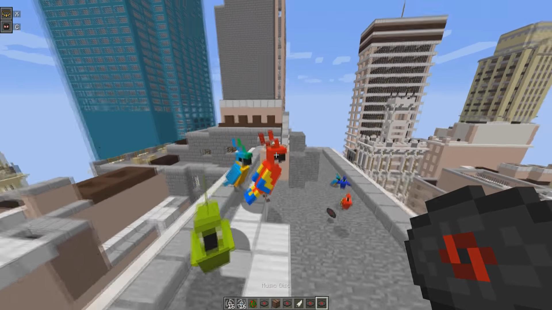 Мод PymTech (Супергерой— Человек Муравей) - скриншот 1