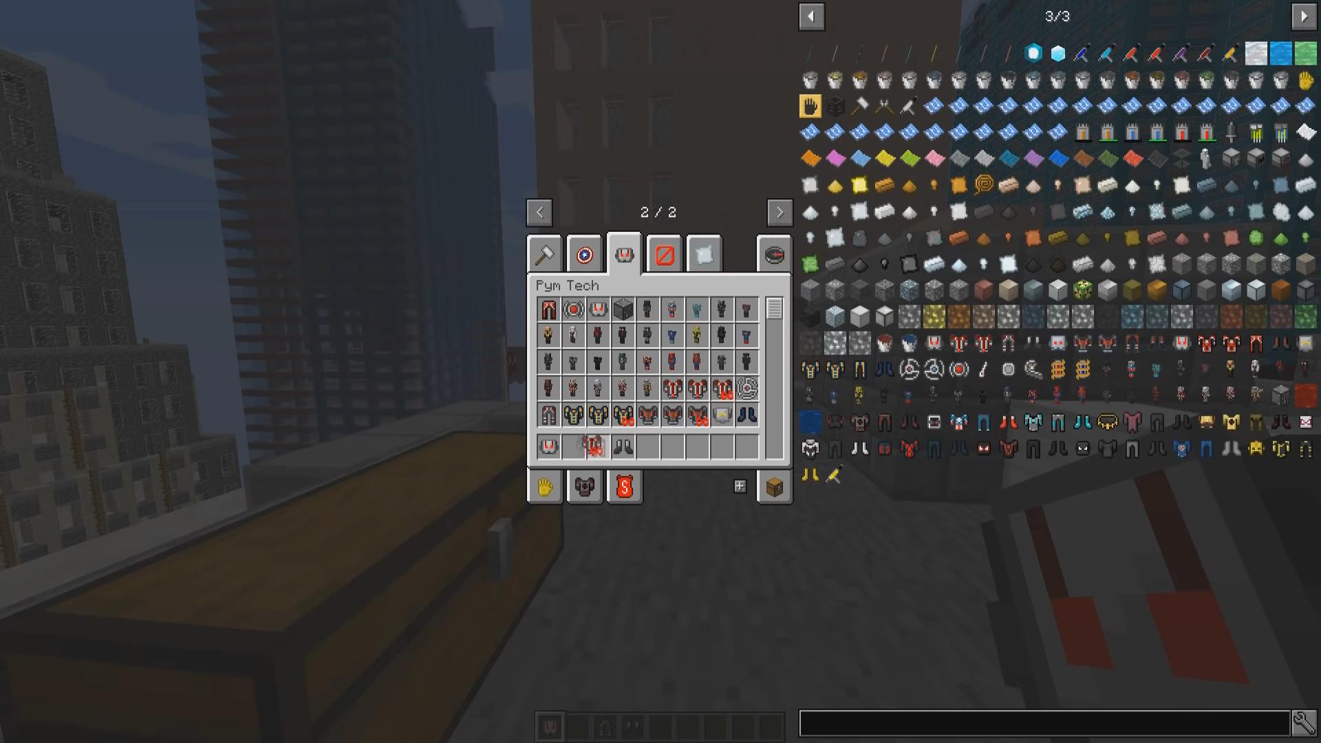 Мод PymTech (Супергерой— Человек Муравей) - скриншот 6