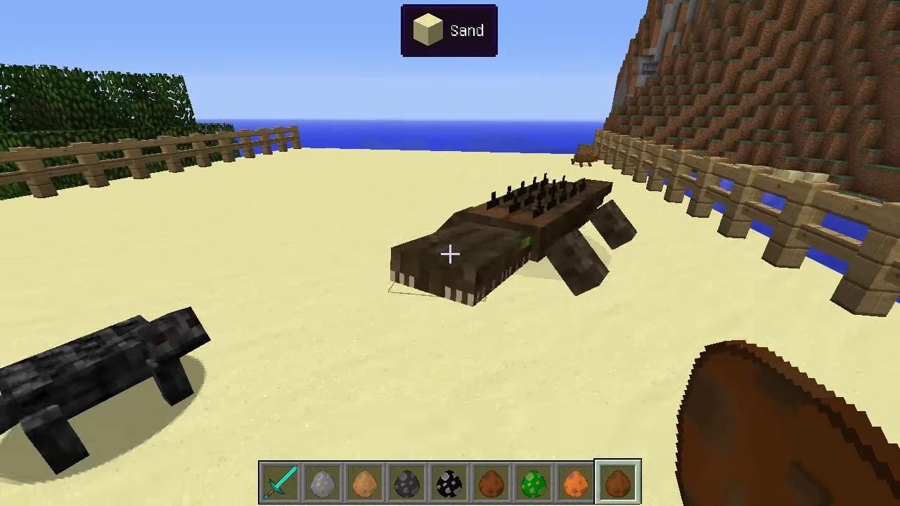 Мод Reptile (Рептилии) - скриншот 3