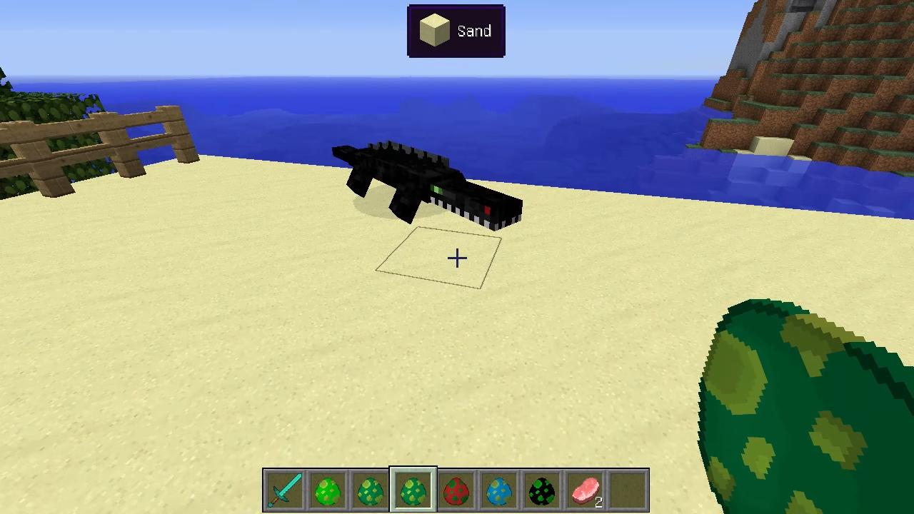 Мод Reptile (Рептилии) - скриншот 2