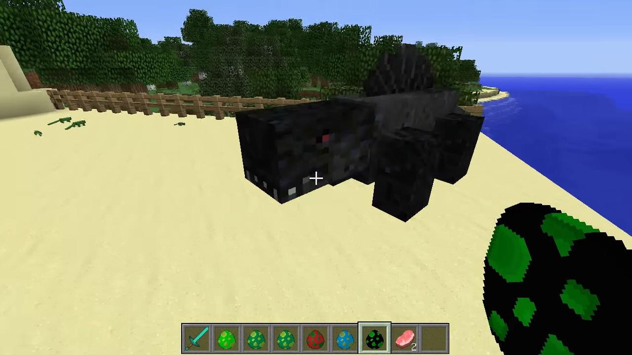 Мод Reptile (Рептилии) - скриншот 1