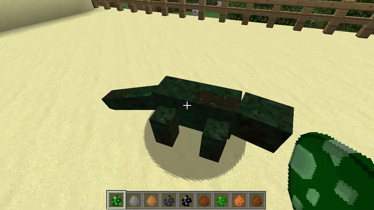 Мод Reptile (Рептилии) - скриншот 7