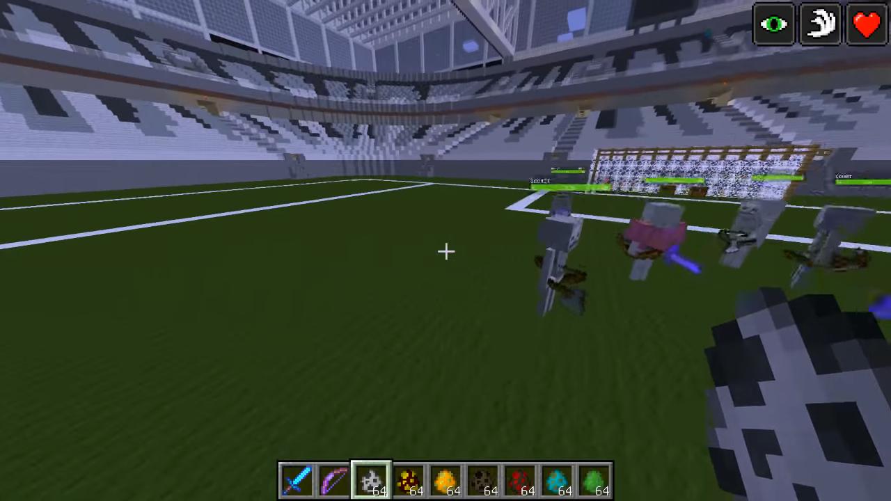 Мод «Rough Mobs 2» - скриншот 2