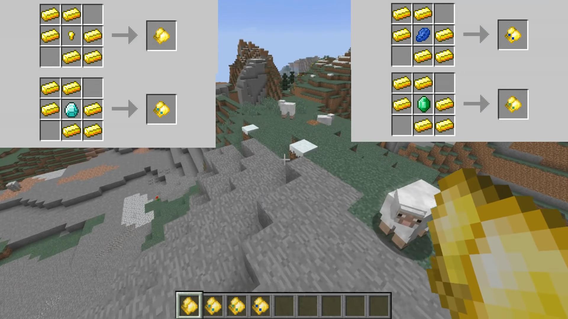 Мод «Rpg Inventory» (Прокачка игрока) - скриншот 4